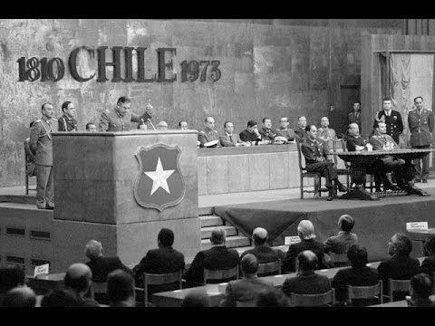 Primer Discurso del General Pinochet (Octubre, 1973)