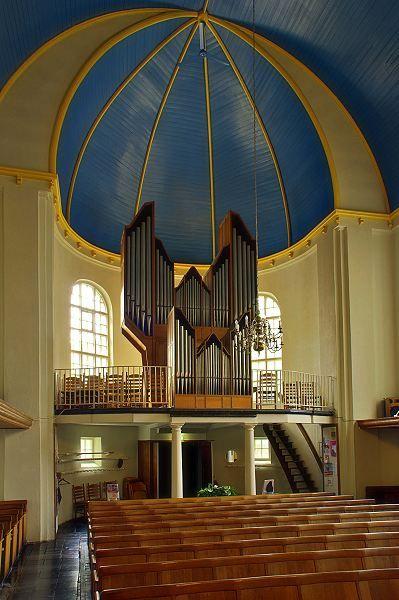 Het laat-gotische koor van de voormalige Gasthuiskapel (1509) vormt het oudste deel van de Joriskerk in Venlo.