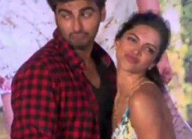 Deepika Padukone's LOVE AFFAIR