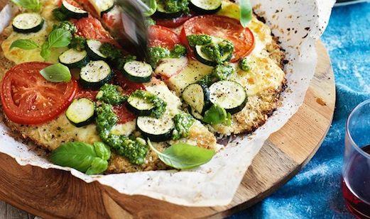 Cauliflower Pizza |