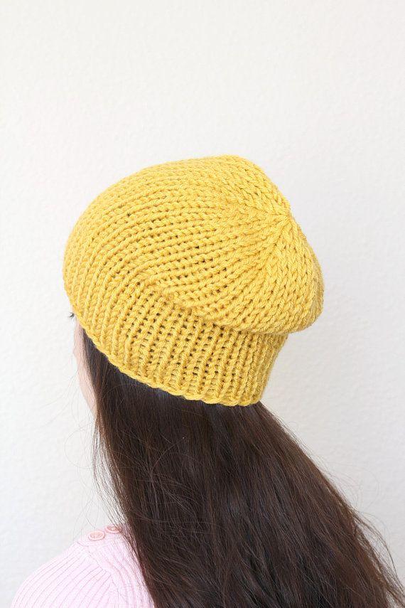 b621b47522b Knit beanie hat