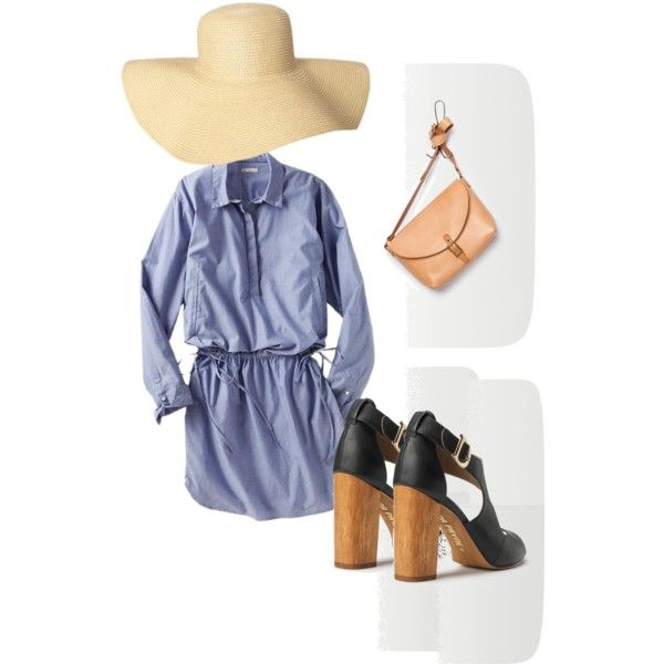 """""""Waterside"""" by stylismatic on Polyvore #anthroFave"""