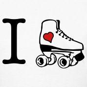 roller skate tattoo