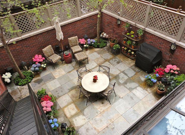 Más de 1000 imágenes sobre townhouse backyard ideas en pinterest ...