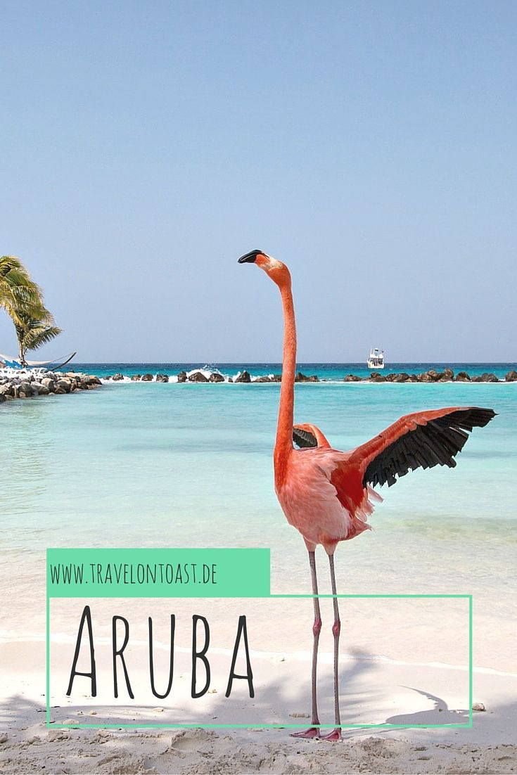Strand Träume auf Aruba (Karibik