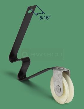 SWISCO 84 001:Spring Tension Screen Door Roller. This Popular Replacement  Spring Tension