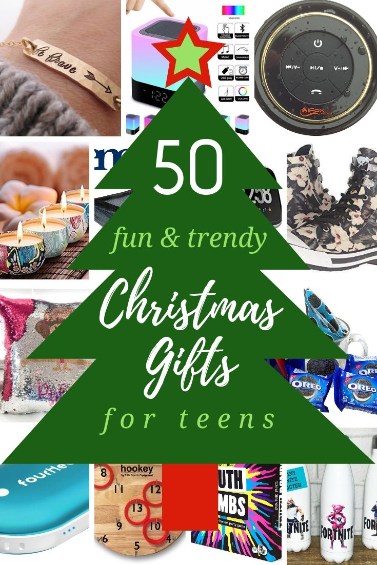 Buying for teens is hard! This list of fun & trendy gifts makes it ...