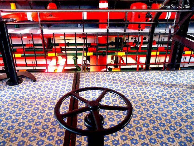Electricity Museum, Lisboa, Portugal
