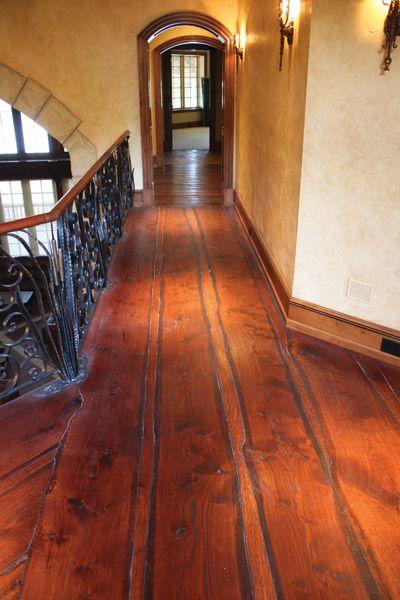 2012 wood floor of the year winner distinctive hardwood for Hardwood floors nashville