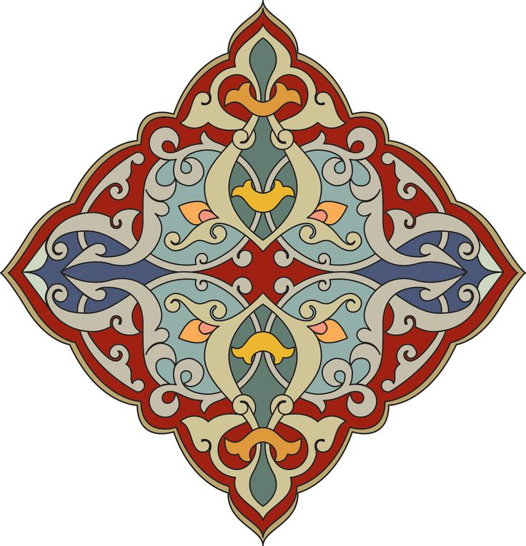 27-Arabesque (Islamic Art) Plus