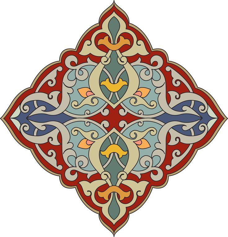 27-Arabesque (Islamic Art)                                                                                                                                                     Plus