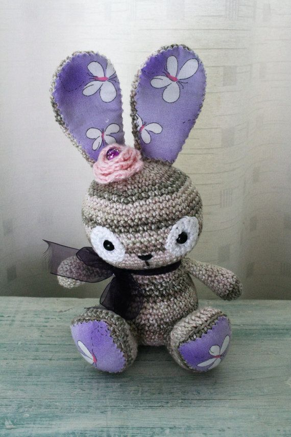 Check out this item in my Etsy shop https://www.etsy.com/uk/listing/448850362/bunny-crochet-bunny-stuffed-animal