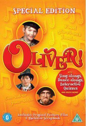 Gratis Oliver! film danske undertekster