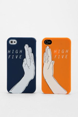 High five phones: for best friends only