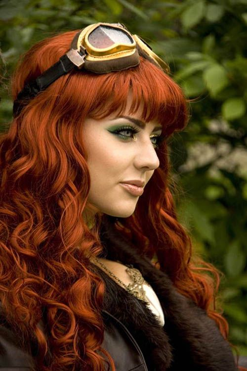 hair styles of best 25 steampunk hairstyles ideas on 4699
