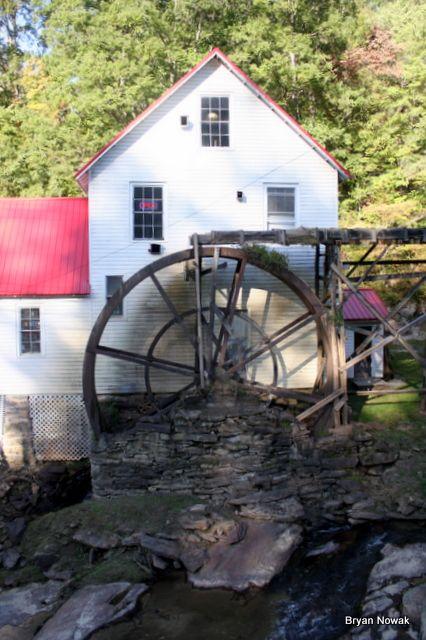 Old Mill 1886 - Cherokee, NC