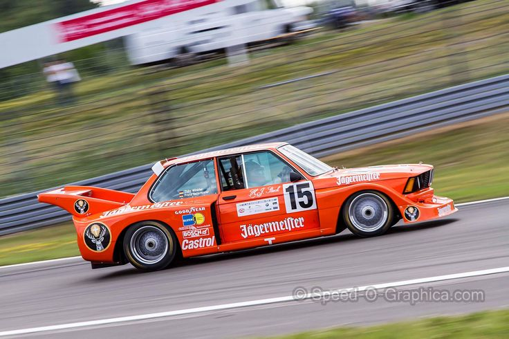 BMW 320i Group 5 - Thilo Winkler - DRM Revival - AvD-Oldtimer-Grand-Prix 2013 — with Marcel Hundscheid at Nürburgring.