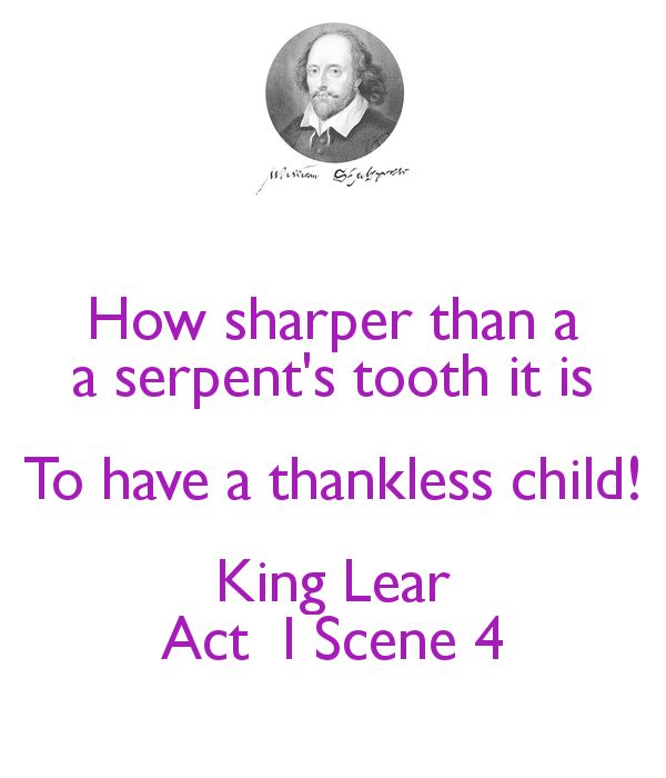 the emotional stages in king lear by william shakespeare A summary of act 5, scene 3 in william shakespeare's king lear learn exactly what happened in this chapter, scene, or section of king lear and what it means perfect.