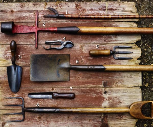 Wht Could Be Nicer Than Using A Garden Tool That Has Stood The Test Of Time  And Is Perfectly Fit For Purpose. Collector Louise Allen Of Garden U0026 Wood  Shares ...