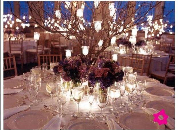 34 best wedding table decorations images on pinterest wedding wedding table decorations junglespirit Image collections