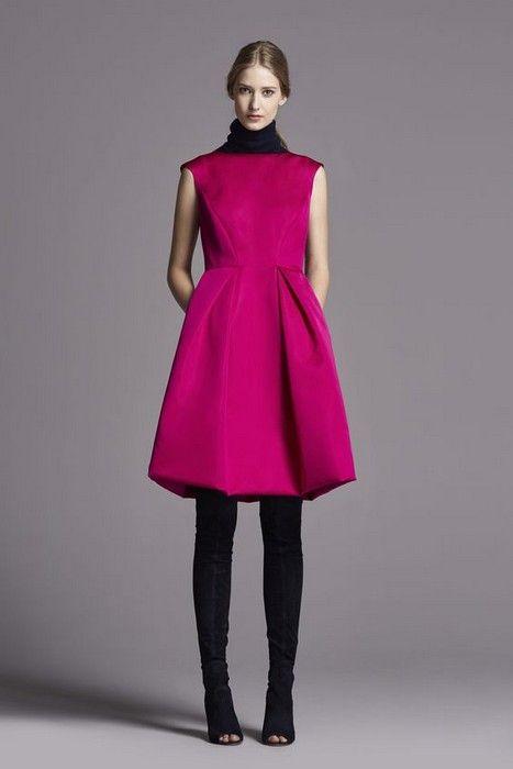 20 Looks with Fashion Designer Carolina Herrera Glamsugar.com Carolina Herrera Fall 2015