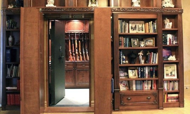 25 Hidden Room Ideas That Will Give You The Impression Of A 007 Movie
