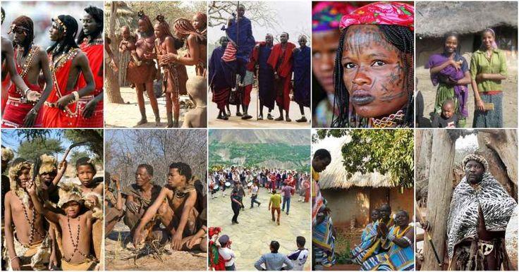 Abbiamo scelto la lista delle 10 tribù dell'Aifrca più culturalmente ricche Africa, terra millenaria di popoli e culture. Di seguito è stato riportato un elenco delle tribù la cui cultura è notevole, considerando festival ed eventi che sono gli indicatori per determinare qua #viaggio #tribu