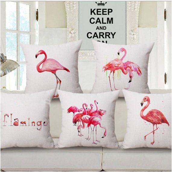 Flamingo baby Housewarming Gift for mom by WonderlandHomeDecor