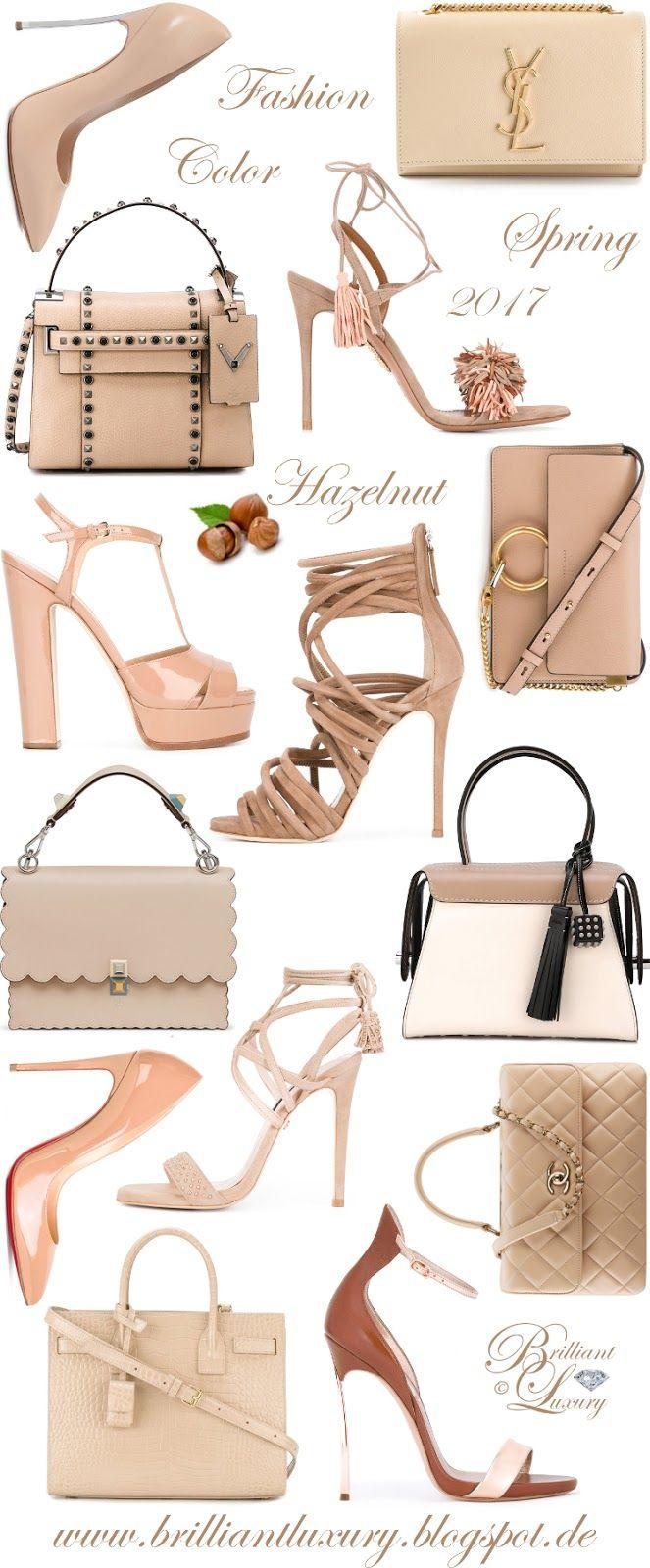 Brilliant Luxury ♦ Fashion Color Spring 2017 ~ hazelnut