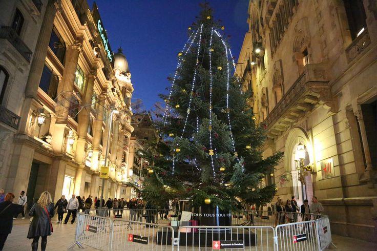 Tous Christmas tree @ Barcelona