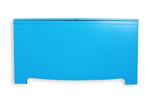 FireSkape The Paige Window Seat Toy Box with Built in Concealed Left Hand Oriented Safety Ladder in Little Boy Blue -- Find out more about the great product at the image link.