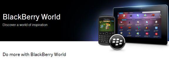 BlackBerry World Yeni Yüzüyle Kullanıcıların Karşısına Çıktı.