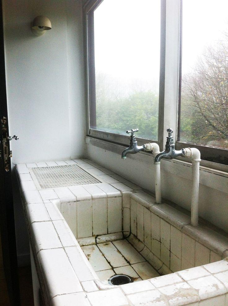 Villa Savoye_lavabos