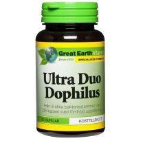 Ultra Duo Dophilus, 50 kapslar