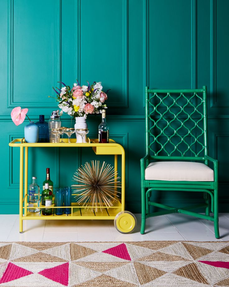 419 Best COLOR | Brights Images On Pinterest | Love Home, One Kings Lane  And Pop Of Color