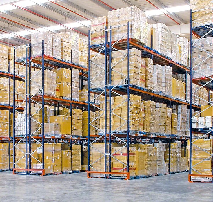 selective pallet racking system from YODOLY Nanjing, www.racking-china.com, will@racking-china.com