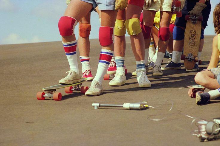le skate n'a jamais été aussi photogénique que dans les années 1970 | read | i-D