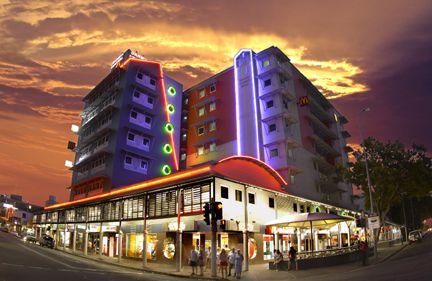 Darwin Central Hotel in Darwin, NT