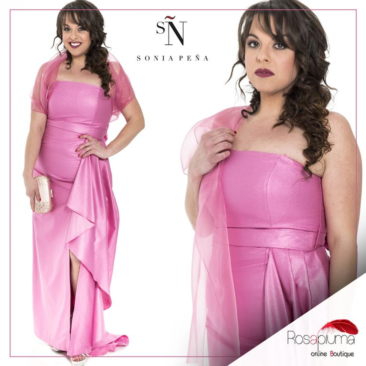 C'è tutto in questo lungo abito #Soniapena: la brillante tonalità rosa esalta la femminilità, lo spacco anteriore accentua la sensualità, un grande fiocco sul retro sarà il tocco in più per sorprendere!  Non fartelo sfuggire, in #saldo su #rosapiumaboutique>> http://ht.ly/6Pvc3021fEp
