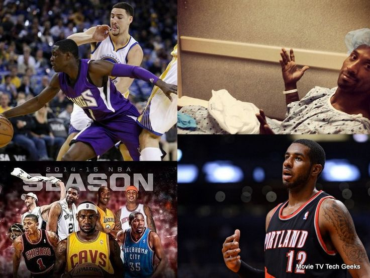 NBA Weekend Recap: Kobe Bryant, LaMarcus Aldridge & Brandon Jennings Out - http://movietvtechgeeks.com/nba-weekend-recap-kobe-bryant-lamarcus-aldridge-brandon-jennings/-It's been as busy as ever in the NBA. The Atlanta Hawks continued their crazy win streak, but the Golden State Warriors still have a two game lead over them in the overall standing.