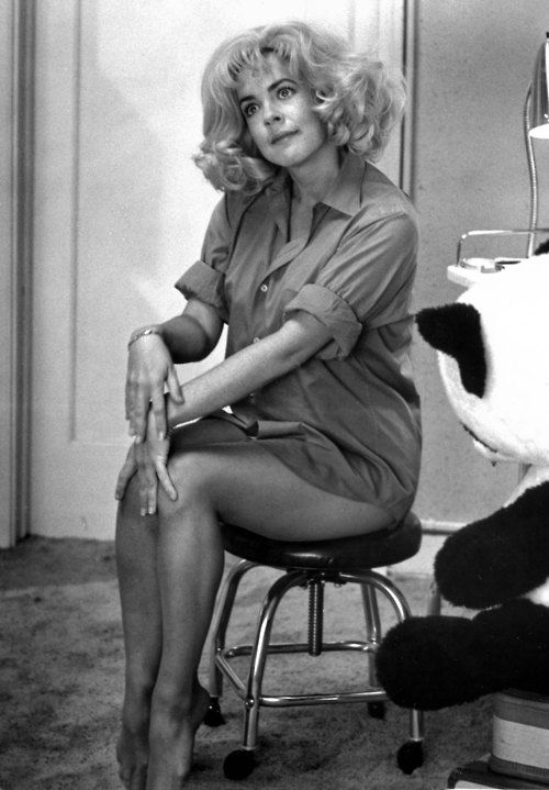 Stockard Channing as Rizzo - Grease