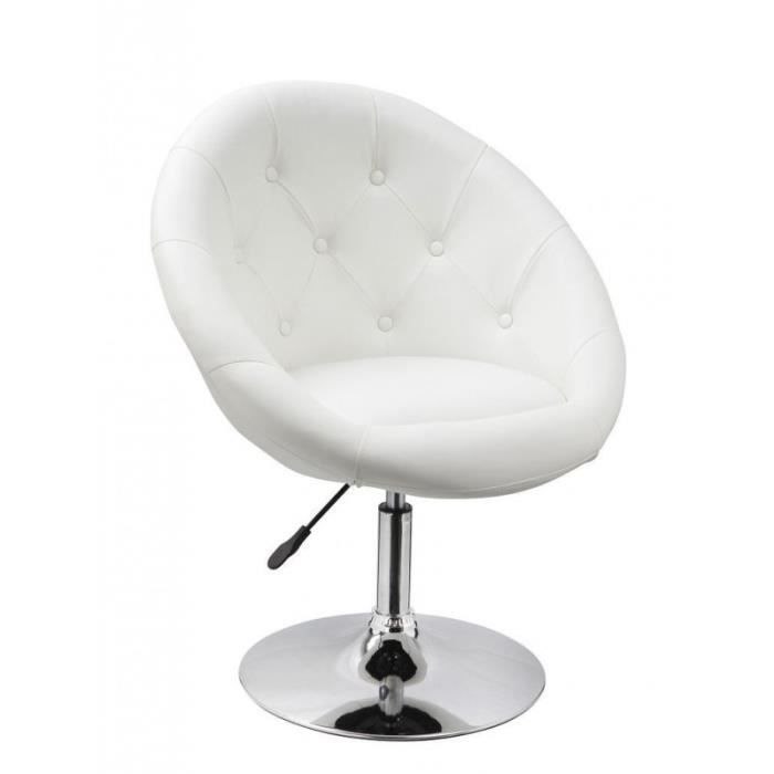 Chaise De Bureau Blanche Fauteuil Oeuf Capitonn Design Cuir Pu Chaise Bureau Blanc Fal09001 Chaise De Bureau Design Chaise De Bureau Blanche Bureau Blanc