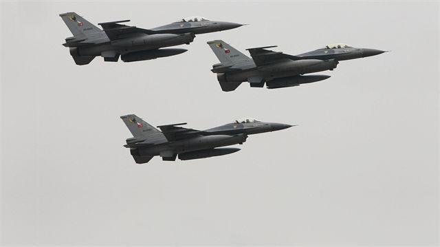 TSK: 9 Mart'a Kandil'de PKK'ya hava harekatı düzenlendi. 67 terörist öldürüldü. TSK: Kandil, Metina, Avaşin, Haftanin ve Basyan kamplarına hava bombardıman