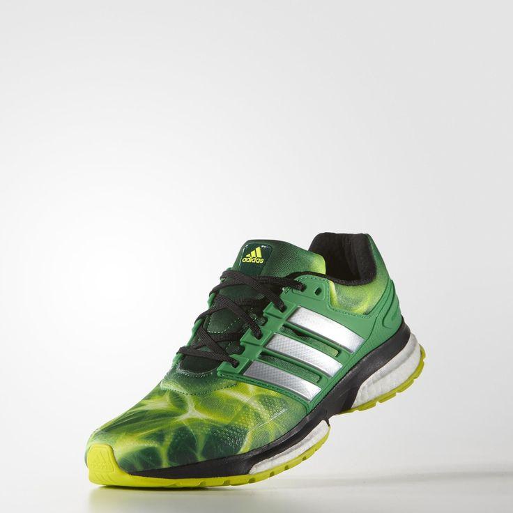 adidas Marvel Avengers Response Boost Techfit LTD Shoes - Yellow | adidas US