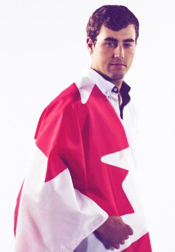 All Canadian....Jordan Eberle, Team Canada