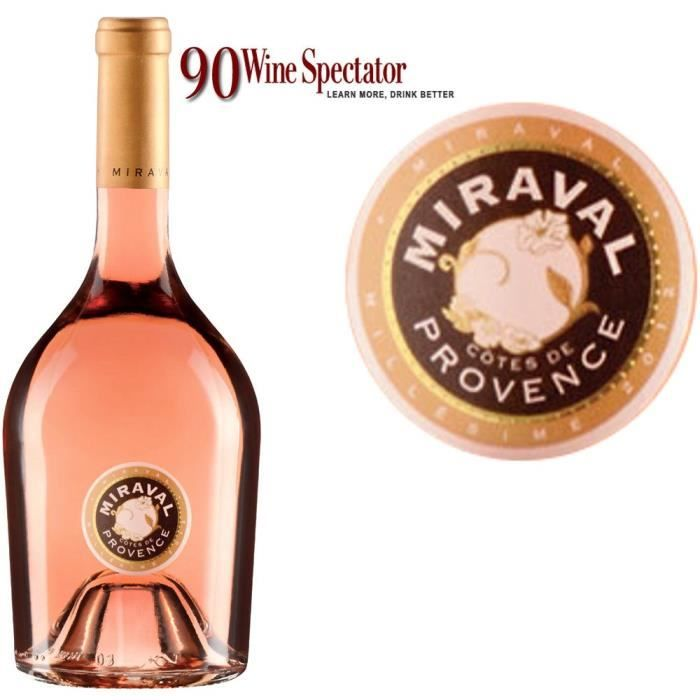 miraval wine | Miraval Cuvée Pink Floyd - AOC Côtes de Provence - Millésime 2013 ...