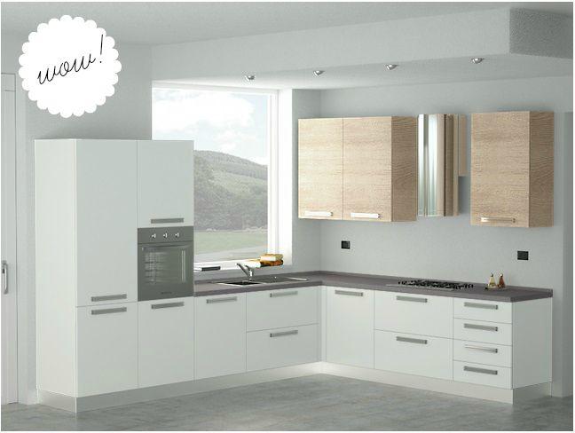 La cucina dei sogni con @arredaclick  #kitchen #cucina #interiordesign #home