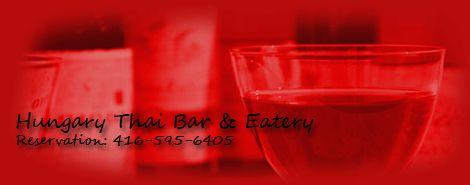 Hungary Thai Bar and Eatery, 196 Augusta avenue, Toronto,ON , Hungarian restaurant