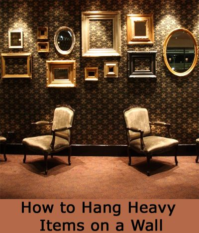 22 best how to hang almost anything images on pinterest for Best tv to hang on wall