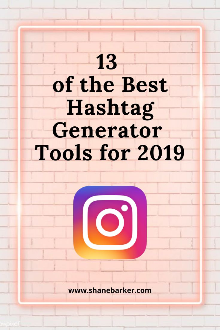 15 of the best hashtag generator tools for 2020 shane